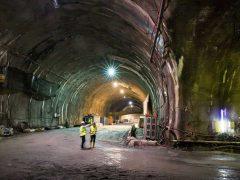 Бреннерский тоннель Fischer Фишер крепежные системы