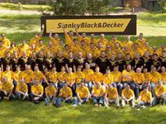 Международная дилерская конференция StanleyBlack&Decker 2015 репортаж