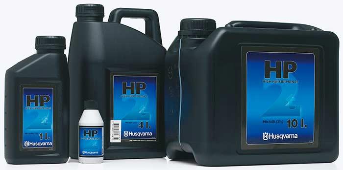 Husqvarna HP масло 2 тактное двухтактный двигатель полусинтетическое