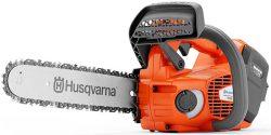 Husqvarna T536 LiXP пила цепная аккумуляторная одноручная работы высоте