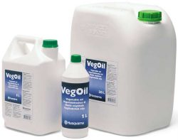 Husqvarna Vegoil масло смазки цепи цепной бензопилы