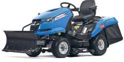 отзывы трактор садовый MasterYard ST
