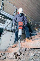 Milwaukee K 2000 2500 H отбойные молотки бетонолом электрические бесщеточный двигатель