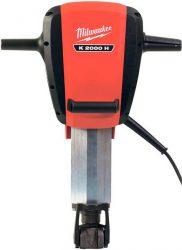 Отбойный молоток Milwaukee K 2000 H бетонолом электрический бесщеточный двигатель