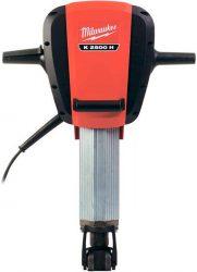 Отбойный молоток Milwaukee K 2500 H бетонолом электрический бесщеточный двигатель