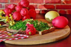 рецепты блюд из редиса