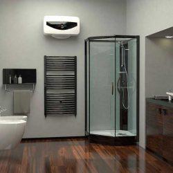 Ariston ABS SL 30 QH ABS SL 20 новая серия горизонтальных дизайнерских электрических накопительных водонагревателей