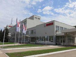 Завод Bosch производство отопительной техники Саратовская область