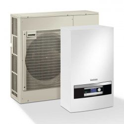 Buderus Logatherm WPLS тепловые насосы «воздух-вода»