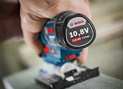 аккумуляторы ёмкостью 2,5 А*ч профессиональных инструментов Bosch 10,8 В