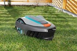 Газонокосилка робот Gardena Sileno city косилка автоматизированная роботизированная