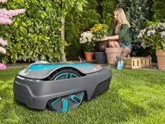 Gardena Sileno city газонокосилка робот косилка роботизированная автоматизированная