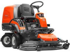 Husqvarna RC 318T райдер травосборник газонокосилка сиденье трактор