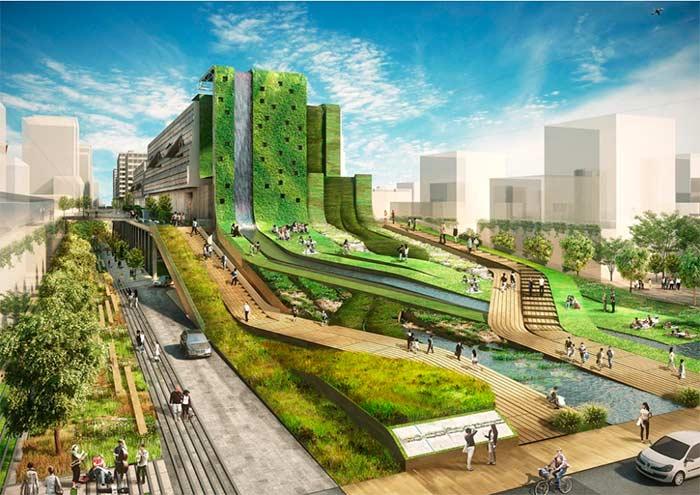 Конкурс Зеленый город выставка Интерфлора 2018 Москва Гостиный Двор 18 20 апреля