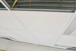 Rockfon Matt White 11 новая система подвесных потолков