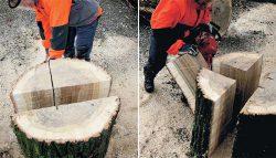 стул садовый со спинкой массива древесины