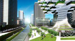 Выставка Интерфлора Зелёный Город 2018 ландшафтная архитектура цветоводство