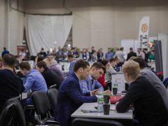 Выставка переговоры City Build Russia 2018 Москва 26 27 февраля