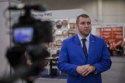 Дмитрий Потапенко выставка переговоры City Build Russia 2018 основатель управляющий партнер Management Development Group Inc