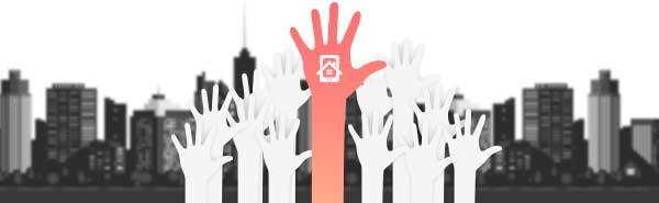 Электронный дом Активный гражданин Сервис проект сайт Мэр Москва