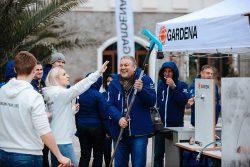 Gardena полив ручной инструмент новинки для полива