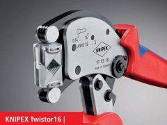 Knipex Twistor 16 пресс-клещи