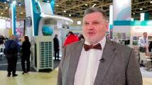 Выставка Мир Климата 2018 Дмитрий Кузин АПИК Ассоциация предприятий индустрии климата исполнительный директор
