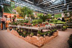Садовый центр Оби Волжский Obi гипермаркет магазин ремонт дача нового поколения