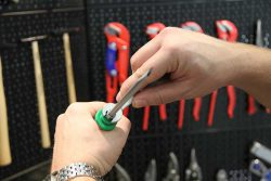 Отвёртка с шестигранником под ключ Padre Падре инструмент ручной