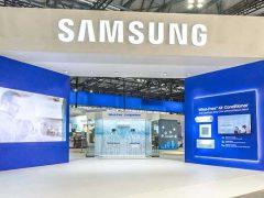 Samsung новые кондиционеры технология Wind-Free™