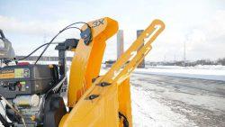 отзывы о гусенечных снегоуборщиках