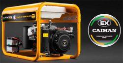 Unisaw Group Юнисоо 25 лет проект бензиновый генератор двигатель Caiman Subaru EX