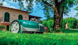 Unisaw Group Юнисоо 25 лет проект робот Caiman газонокосилка чистка бассейн