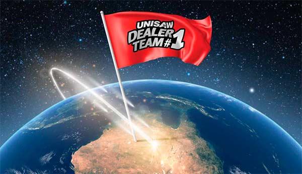 Unisaw Group Юнисоо 25 лет проект Результат на 5 поездка континент Австралия