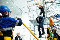 3М работа на высоте защита обучение практика семинар