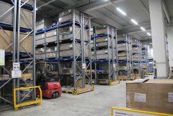 запчасти склад завод производство в Германии