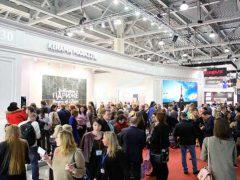 Выставка Batimat Russia 2018 керамическая плитка сантехника