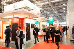 Выставка Batimat Russia 2018 двери фурнитура