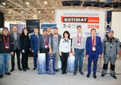 Выставка Batimat Russia 2018 WorldSkills сборная