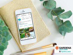 Gardena Instagram российская страница Гардена