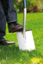 Штыковая лопата Gardena Terraline весенняя посадка деревьев кустарников