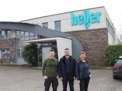 Завод Heller в Германии