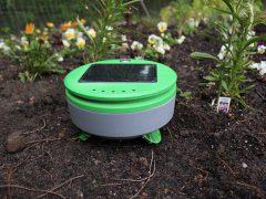 робот для прополки робот-газонокосилка Husqvarna