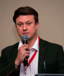 Консультант FIFA Фил Файфилд Phil Fifield I Turf Management Unisaw Group конференция гринкипер 2018