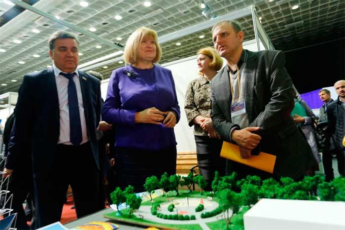 Выставка Строй Volga 2018 Волгоград 3 5 апреля