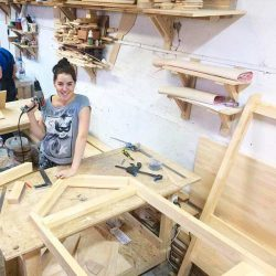 Уральский Wood Мастер Ремесленный двор Общественная мастерская Екатеринбург 13 апреля 2018