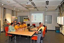 Обучение компании ТВН на заводе Viessmann в Липецке