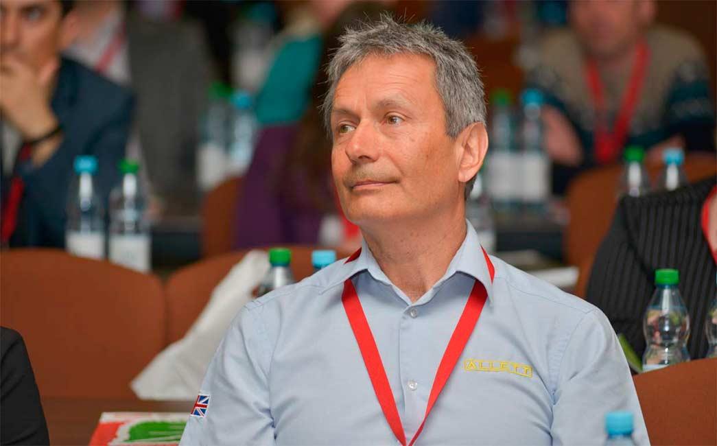Юнисоо Unisaw Group конференция гринкипер 2018 Allett Dave Дэйв Аллетт Company Англия
