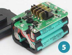 зарядное устройство 18Ux2Li