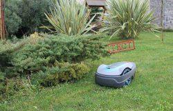 Gardena Sileno city газонокосилка робот